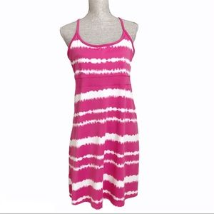 Lola Tie Dyed Athletic Swim Cover Up Dress